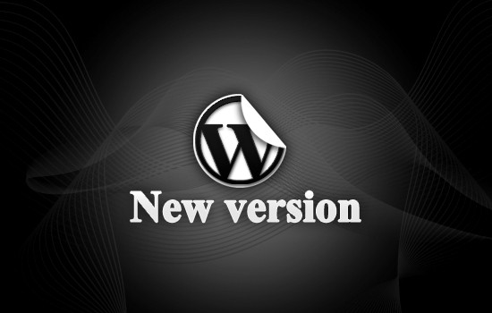 WordPress new version 3.5 Release