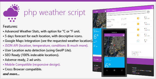 Weather Script
