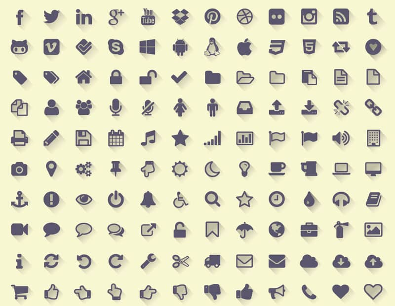 Theuncreative Icons