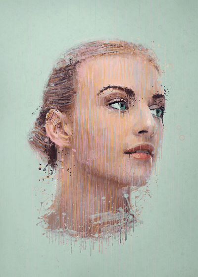 splatter-paint-portrait