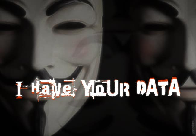 I have your data - JoomDonation Hacker