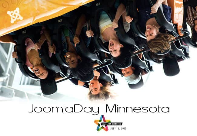 Joomla Day Minnesota will be at the Mall of America