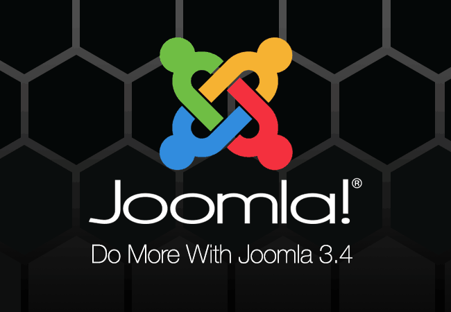 Do more with Joomla 3.4