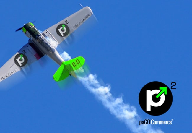 fly high with the upcoming release of paGO Commerce version 2.0