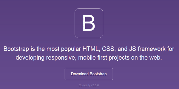 bootstrap front-end development