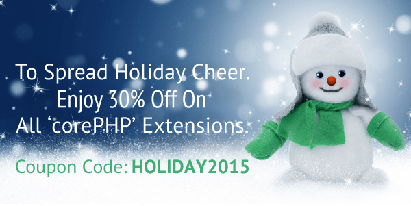 2015 Holiday Promotion