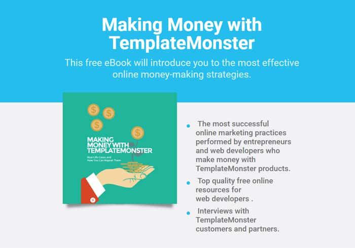 Top 20 Best Selling Templates with TemplateMonster