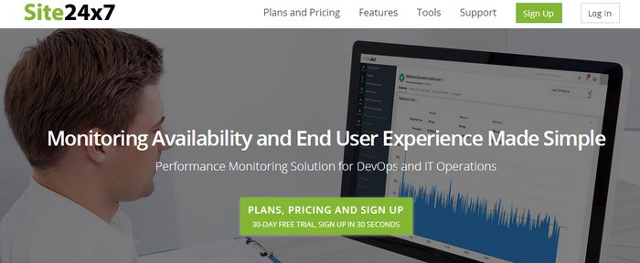 monitoring availability and end user experience  made simple
