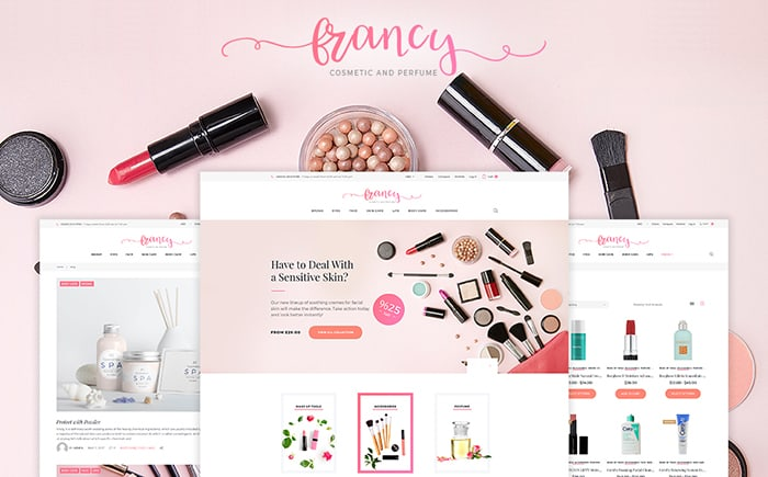 Tm Francy WooCommerce Theme