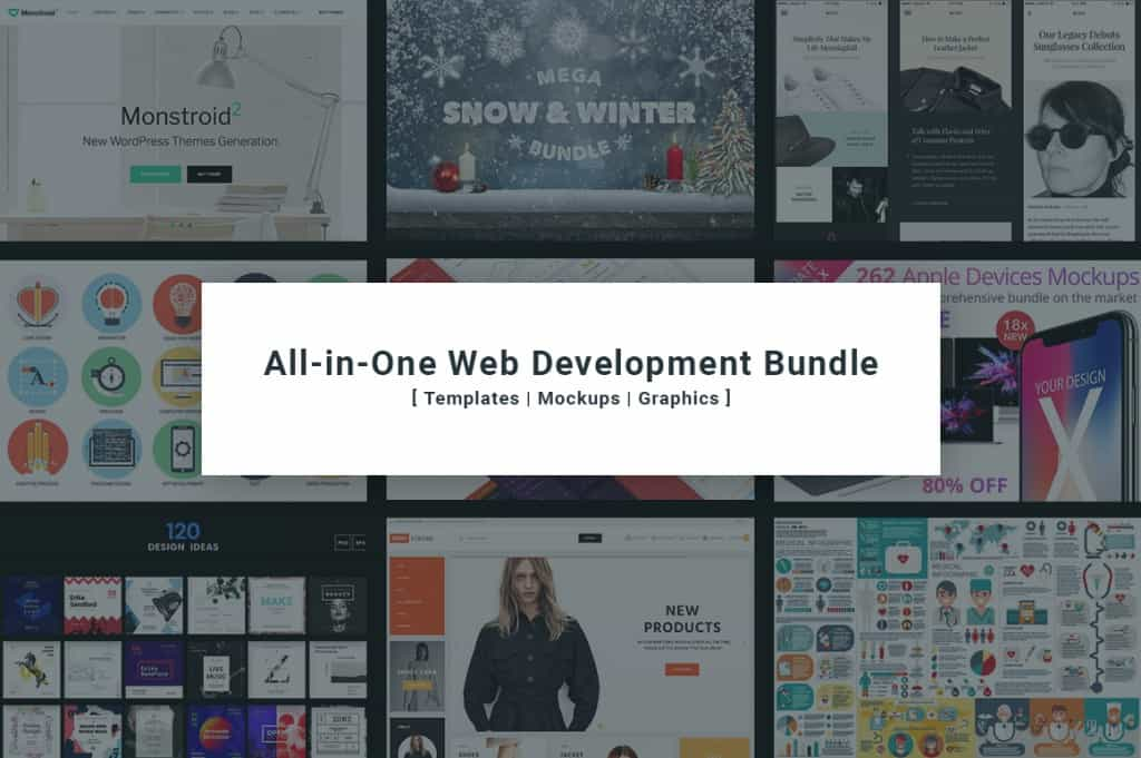 All-in-One TM Web Development Bundle