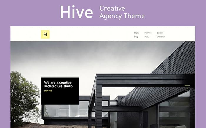 Design Studio & Creative Agency Responsive WordPress Template