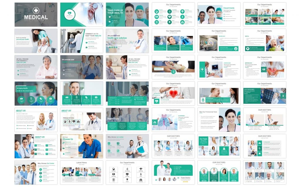 use powerpoint templates to get awesome presentation