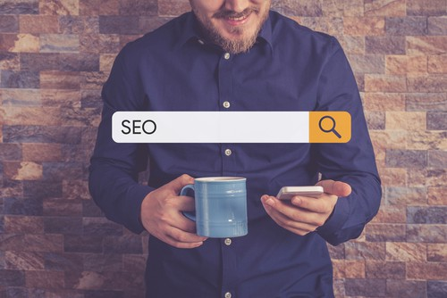 New York SEO guy searching online