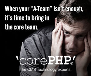 When your A-Team isn't enough, it's time to bring in the core team